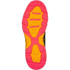 asics Gel-Fujitrabuco 6 Shoes Women Black/Amber
